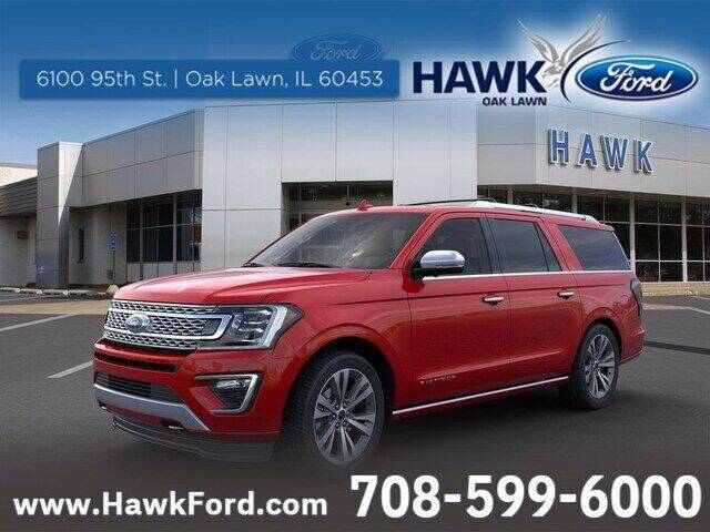 2021 Ford Expedition MAX for sale in Oak Lawn, IL