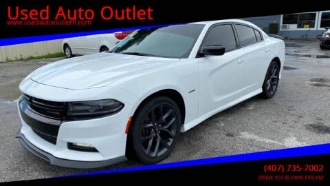 2019 Dodge Charger for sale at Used Auto Outlet in Orlando FL