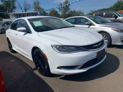 2016 Chrysler 200 for sale at City Center Cars and Trucks in Roseburg OR