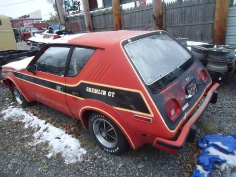 1978 AMC Gremlin for sale at Marshall Motors Classics in Jackson MI