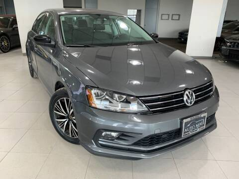 2018 Volkswagen Jetta for sale at Auto Mall of Springfield in Springfield IL