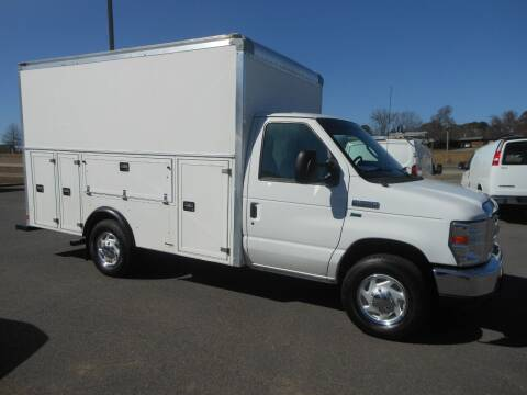 2018 Ford E-Series Chassis for sale at Benton Truck Sales - Utility Trucks in Benton AR