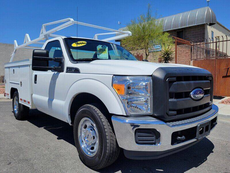 2016 Ford F-250 Super Duty for sale in Las Vegas, NV
