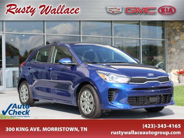 2020 Kia Rio 5-Door for sale at RUSTY WALLACE CADILLAC GMC KIA in Morristown TN