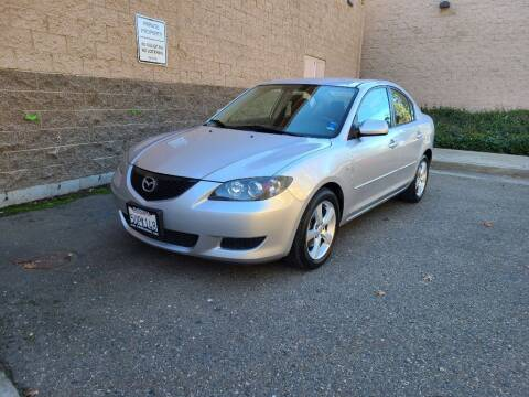 2006 Mazda MAZDA3 for sale at SafeMaxx Auto Sales in Placerville CA