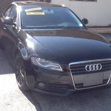 2009 Audi A4 for sale at Easy Credit Auto Sales in Cocoa FL