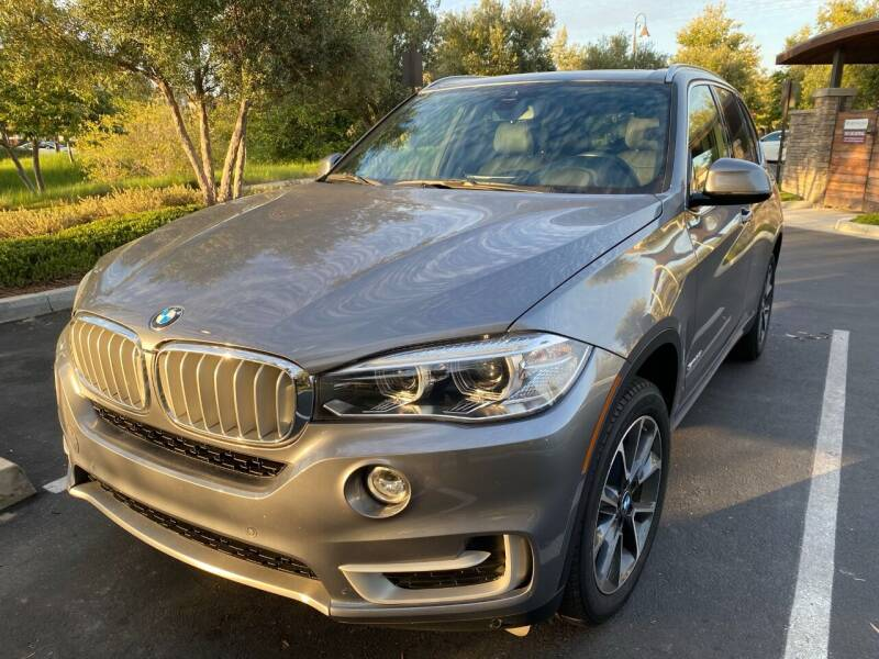 2018 BMW X5 for sale at CARSTER in Huntington Beach CA