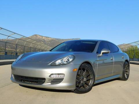 2013 Porsche Panamera for sale at Milpas Motors in Santa Barbara CA
