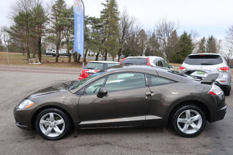 2010 Mitsubishi Eclipse for sale at GEG Automotive in Gilbertsville PA