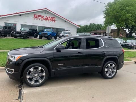 2018 GMC Acadia for sale at Efkamp Auto Sales LLC in Des Moines IA
