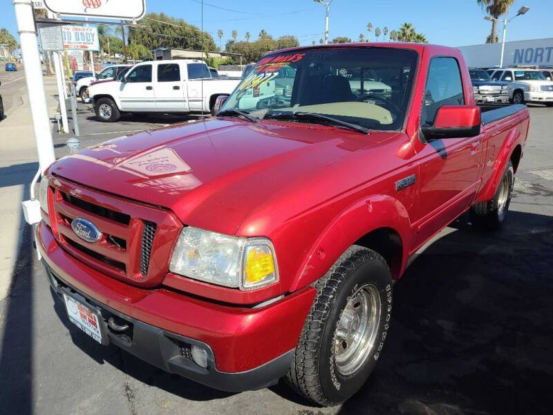2006 Ford Ranger for sale at ANYTIME 2BUY AUTO LLC in Oceanside CA