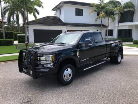 2019 Ford F-350 Super Duty for sale at AUTOSPORT in Wellington FL