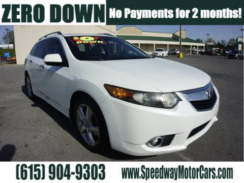 2012 Acura TSX Sport Wagon for sale at Speedway Motors in Murfreesboro TN