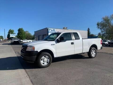 2007 Ford F-150 for sale at P & R Auto Sales in Pocatello ID