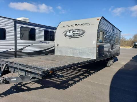 2016 Cherokee  wolf pack 20pack10 for sale at Ultimate RV in White Settlement TX