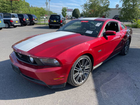 2011 Ford Mustang for sale at Diana Rico LLC in Dalton GA