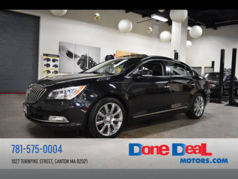 2015 Buick LaCrosse for sale at DONE DEAL MOTORS in Canton MA