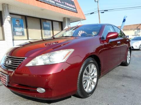 2007 Lexus ES 350 for sale at Super Sports & Imports in Jonesville NC