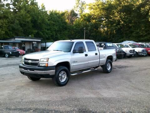 2007 Chevrolet Silverado 2500HD Classic for sale at Tom Boyd Motors in Texarkana TX