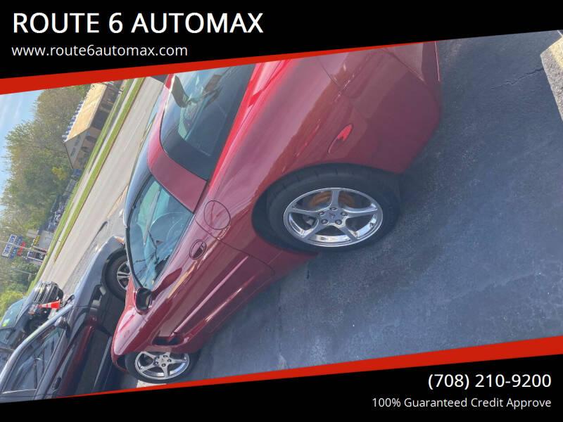 2004 Chevrolet Corvette for sale at ROUTE 6 AUTOMAX in Markham IL