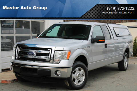 2014 Ford F-150 for sale at Master Auto Group in Raleigh NC