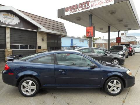 2008 Pontiac G5 for sale at River City Auto Center LLC in Chester IL