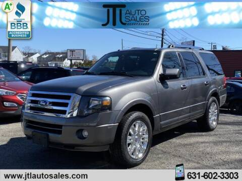 2012 Ford Expedition for sale at JTL Auto Inc in Selden NY