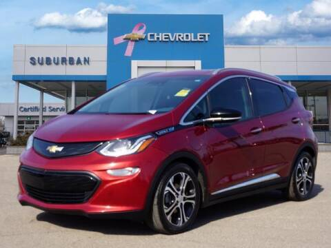 2018 Chevrolet Bolt EV for sale at Suburban Chevrolet of Ann Arbor in Ann Arbor MI