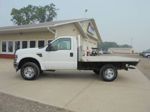 2010 Ford F-250 Super Duty for sale at Milaca Motors in Milaca MN