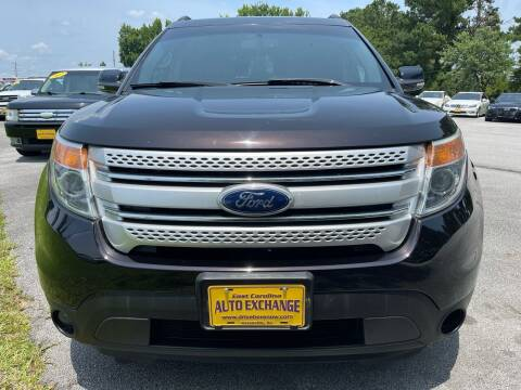 2014 Ford Explorer for sale at East Carolina Auto Exchange in Greenville NC