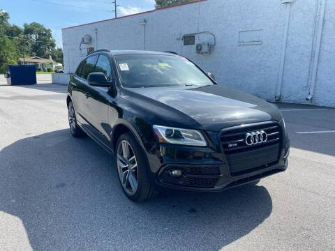 2015 Audi SQ5 for sale at LUXURY AUTO MALL in Tampa FL