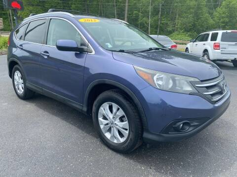 2012 Honda CR-V for sale at Pine Grove Auto Sales LLC in Russell PA