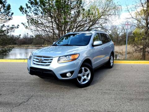 2010 Hyundai Santa Fe for sale at Excalibur Auto Sales in Palatine IL