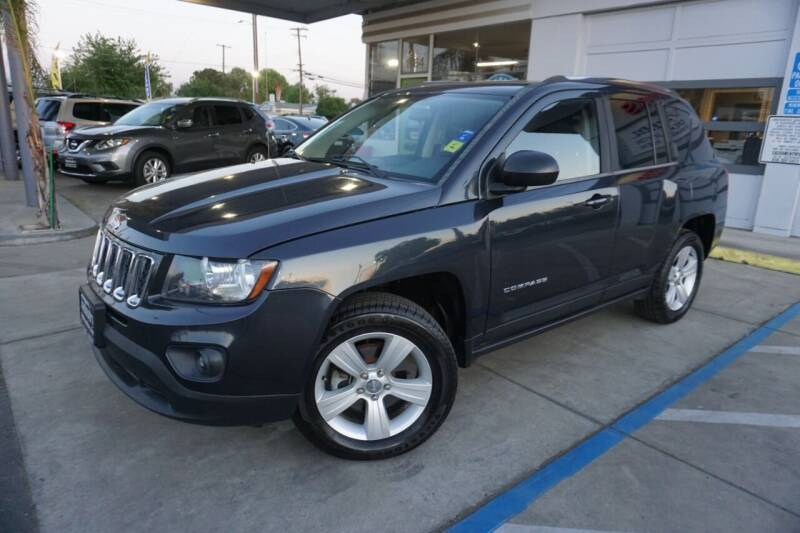 2014 Jeep Compass for sale at Industry Motors in Sacramento CA