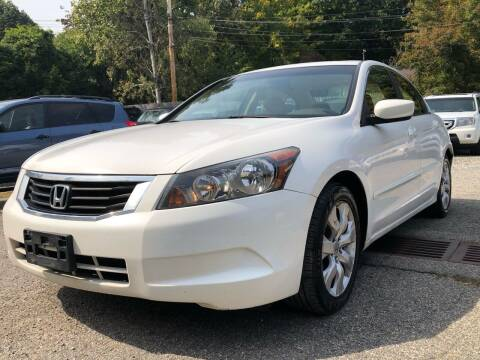 2010 Honda Accord for sale at AMA Auto Sales LLC in Ringwood NJ