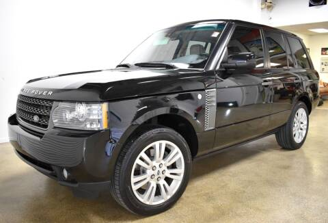 2011 Land Rover Range Rover for sale at Thoroughbred Motors in Wellington FL