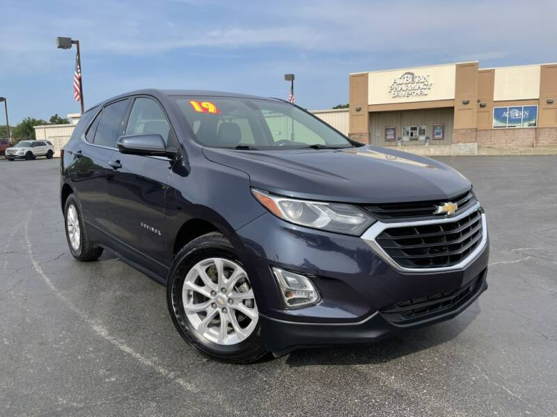 2019 Chevrolet Equinox for sale at Integrity Auto Center in Paola KS