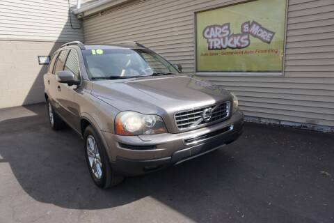 2010 Volvo XC90 for sale at Cars Trucks & More in Howell MI