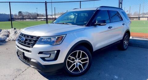 2017 Ford Explorer for sale at Maxima Auto Sales in Malden MA