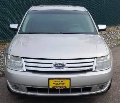 2008 Ford Taurus for sale at G.K.A.C. in Twin Falls ID