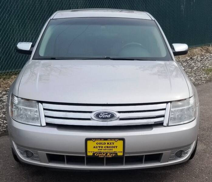 2008 Ford Taurus for sale at G.K.A.C. Car Lot in Twin Falls ID