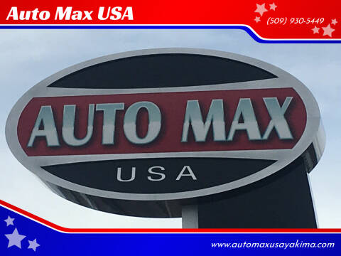 2010 Ford Mustang for sale at Auto Max USA in Yakima WA