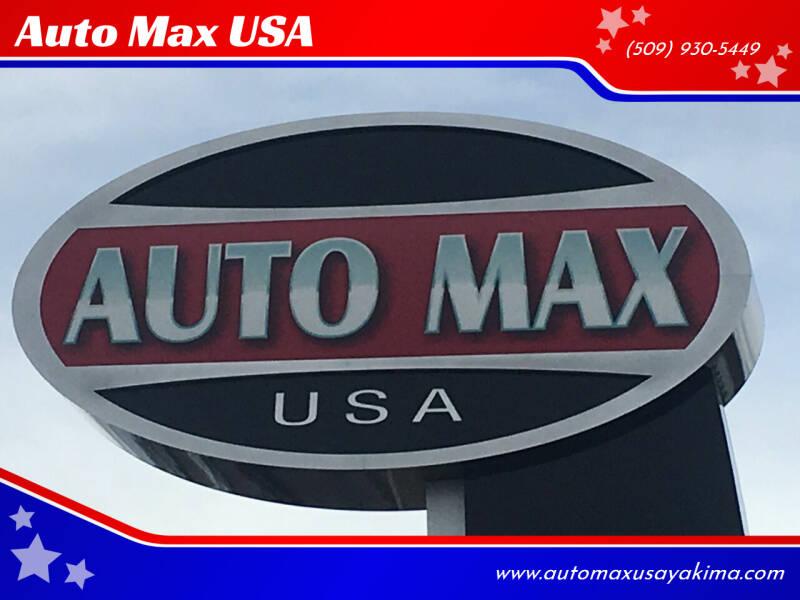 2011 Chevrolet Silverado 1500 for sale at Auto Max USA in Yakima WA