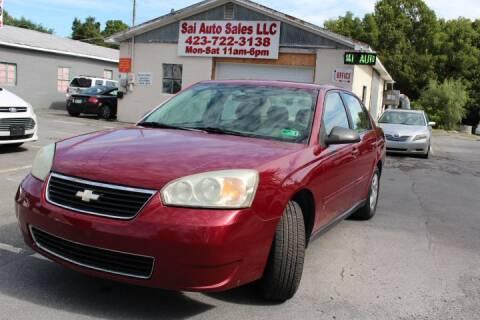 2007 Chevrolet Malibu for sale at SAI Auto Sales - Used Cars in Johnson City TN