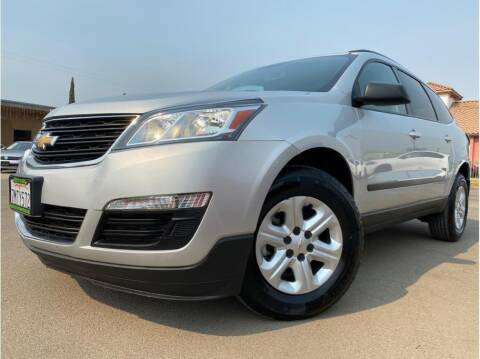 2016 Chevrolet Traverse for sale at MADERA CAR CONNECTION in Madera CA