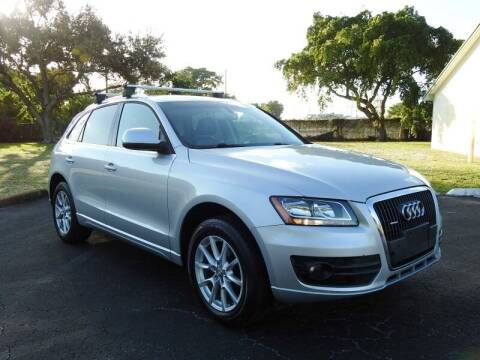 2011 Audi Q5 for sale at SUPER DEAL MOTORS 441 in Hollywood FL