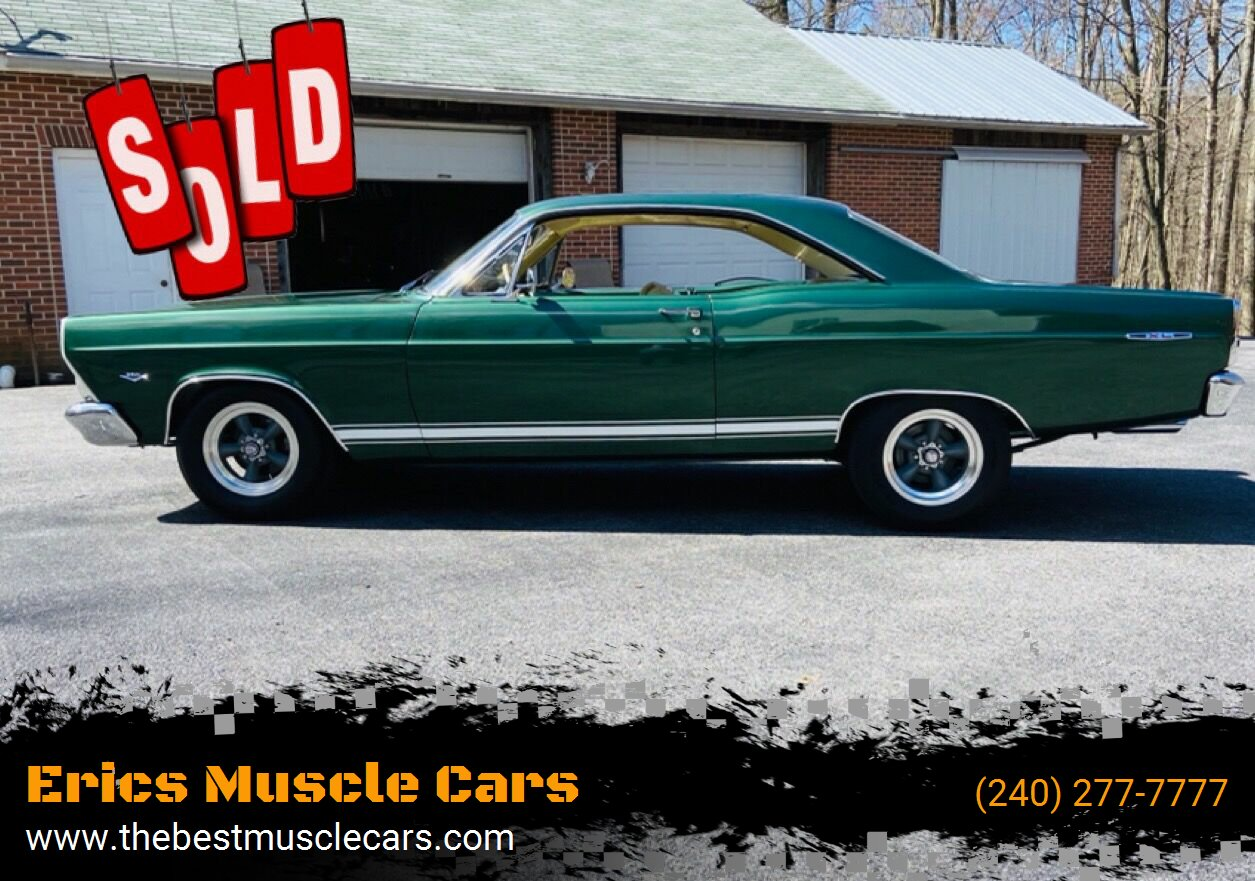 1967 Ford Fairlane 500 SOLD SOLD SOLD