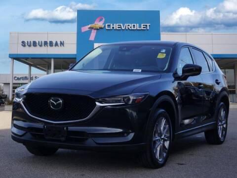 2020 Mazda CX-5 for sale at Suburban Chevrolet of Ann Arbor in Ann Arbor MI