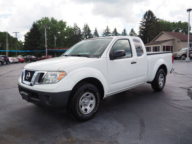 2015 Nissan Frontier for sale at Patriot Motors in Cortland OH