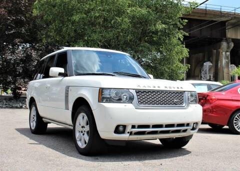 2007 Land Rover Range Rover for sale at Cutuly Auto Sales in Pittsburgh PA